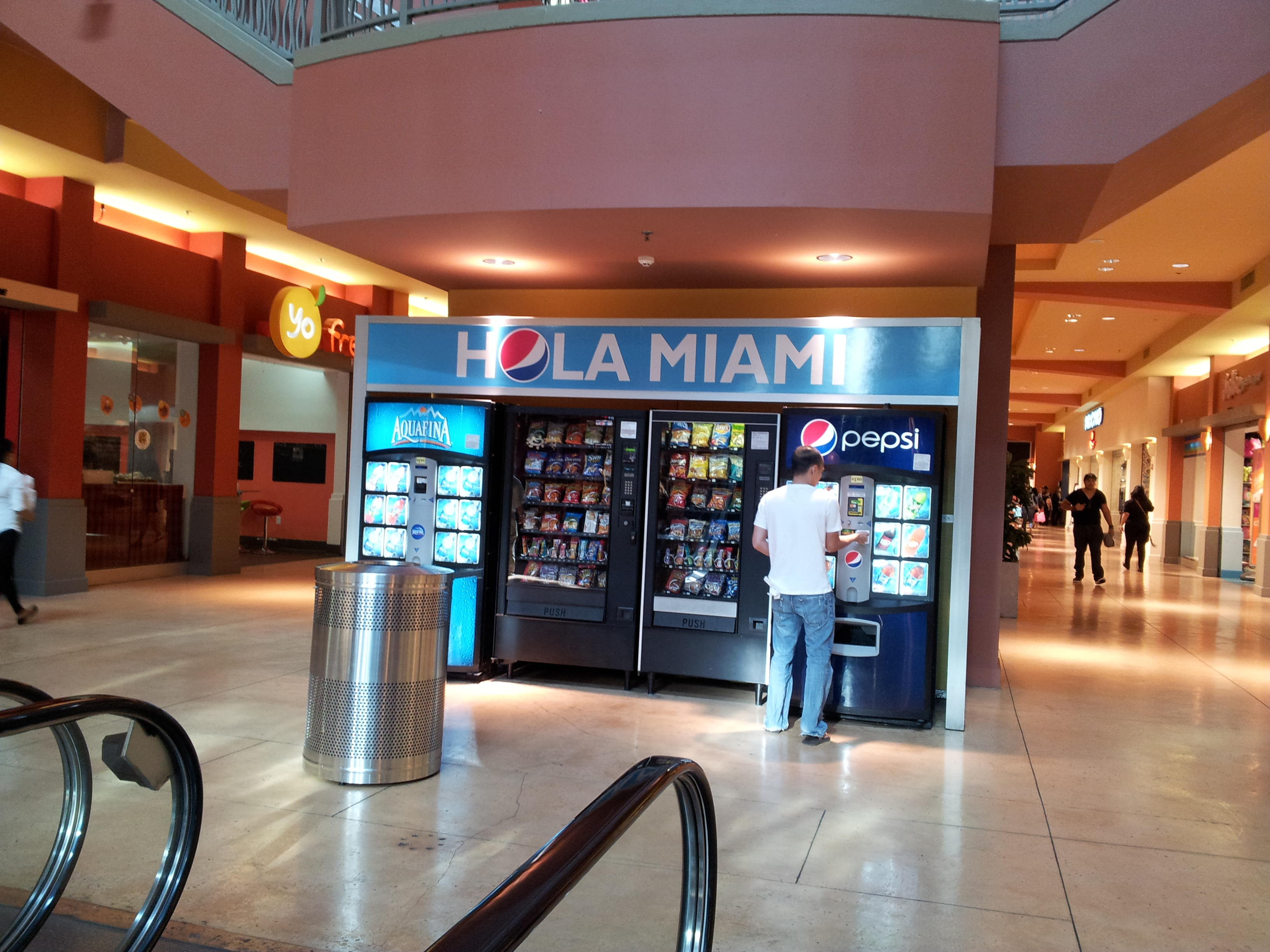vending machine miami